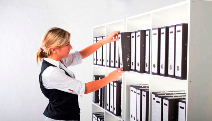 Восстановление кадровой документации